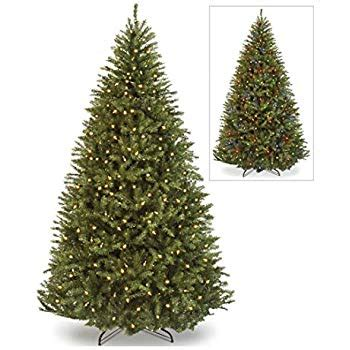 what is a hinged artificial christmas tree 7 5ft pre lit fir 700 light hinged artificial tree w stand green
