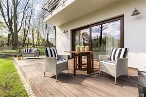 Kunststoffdielen Für Terrasse Und Balkon : gestaltungstipps f r balkon und terrasse so muss das ~ Michelbontemps.com Haus und Dekorationen