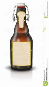 beer bottle with blank label stock photo image 43261750 With blank beer bottle labels
