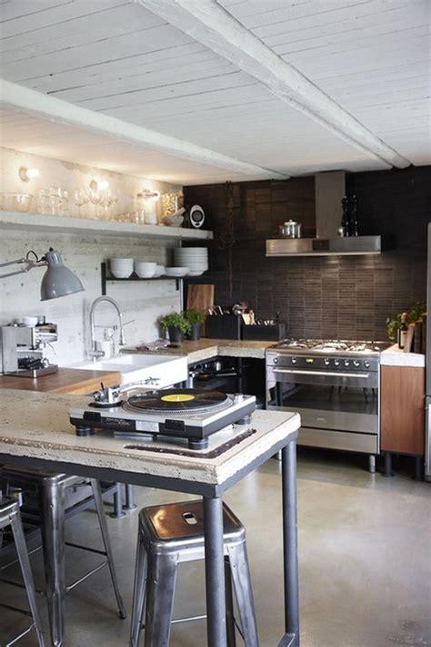 industrial modern kitchen designs 14 id 233 es de dosseret backsplash de cuisine blogue 4676