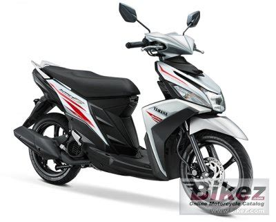 Yamaha Mio Z Picture 2017 yamaha mio z specifications and pictures