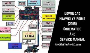 Download Huawei Y7 Prime  2018  Schematics And Service