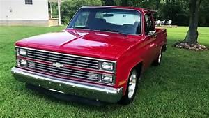 Big Red - 1984 Chevy Silverado C10 - T01