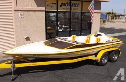 Mini Boat Havasu by 1975 Charger Mini Day Cruiser Jet Boat 19 For Sale In