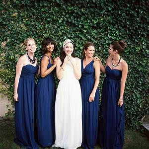 mismatched bridesmaid dresses | Tulle & Chantilly Wedding Blog