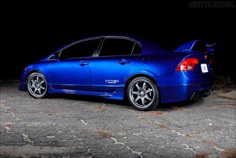 2008 Honda Civic Si Mugen Review