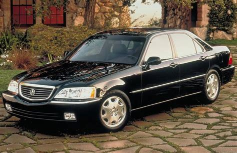car review 1999 acura 3 5rl driving