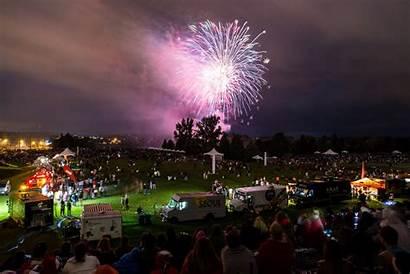 Canada Fireworks