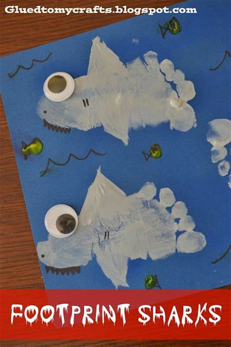 shark projects for preschoolers shark week and crafts 719