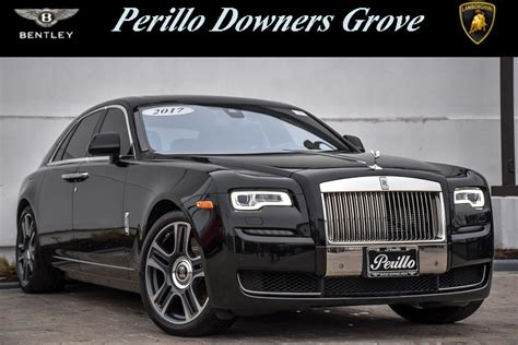 Rolls Royce Ghost Picture by Pre Owned 2017 Rolls Royce Ghost 4dr Car In Downers Grove