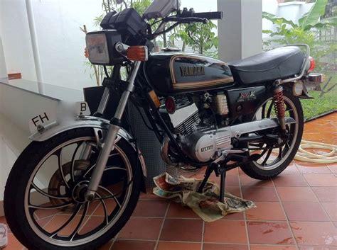 Yamaha Rxk 135cc, Year 1989. Square Headlight A Real