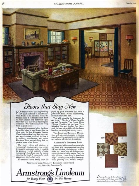 Images of the ideal American home (1922)   Click Americana