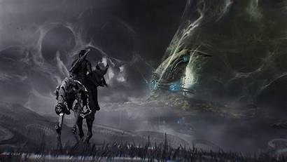 Warframe Paradox Tennocon Empyrean Trailer Twitch Combat