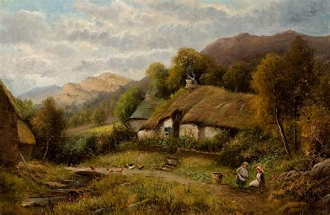 country landscape  william langley