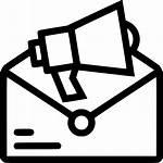 Marketing Icon Email Svg Onlinewebfonts