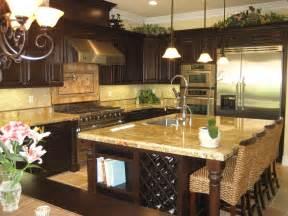 gourmet kitchen islands capitano construction inc gourmet kitchens