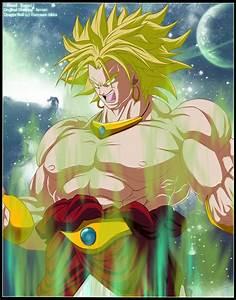 Broly : Legendary Super Saiyan by Ztfun on DeviantArt