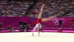 Gymnastics and more aliya mustafina women39s floor for Indian gymnastics floor music