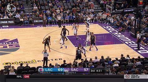 ESPN thankfully fixed their gigantic new NBA scorebug