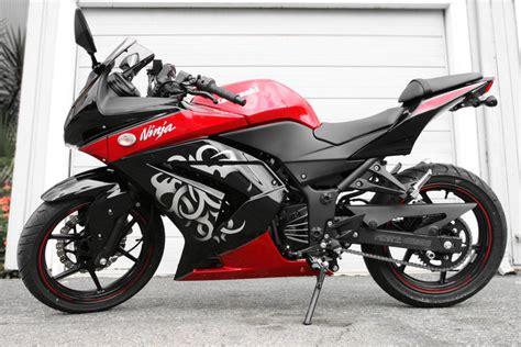 Foto Motor 250 by Foto Modifikasi Motor Kawasaki 250cc Trend