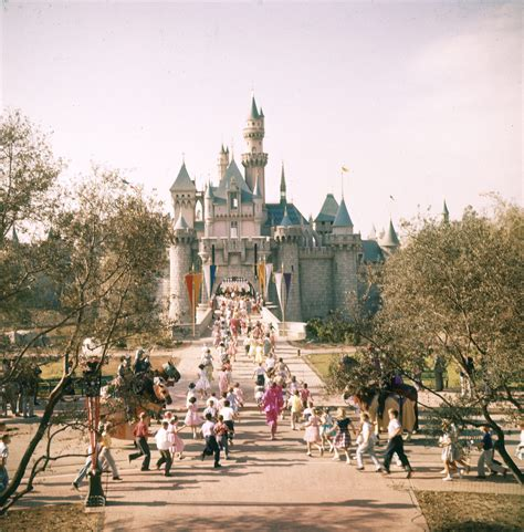 Disneyland's Disastrous Opening Day  History In The Headlines