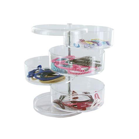 boite de rangement maquillage acrylique maison design foofaq