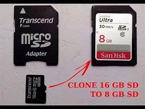 Cloner Carte Sd : raspberrypi clone sd card to smaller one using linux youtube ~ Medecine-chirurgie-esthetiques.com Avis de Voitures
