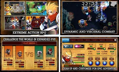 rpg games android role playing zenonia androidauthority authority