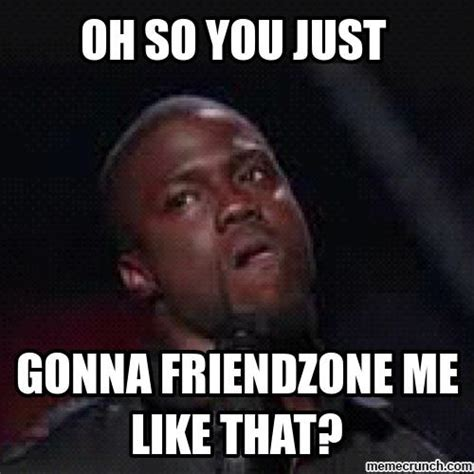 Friend Zone Meme - friendzone