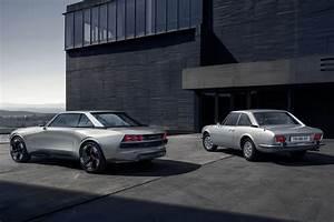 Peugeot E Concept : peugeot e legend electric concept hiconsumption ~ Melissatoandfro.com Idées de Décoration