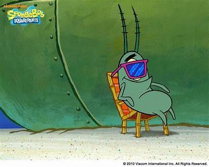 Spongebob Plankton Desktop Wallpapers Quotes Squarepants Sheldon
