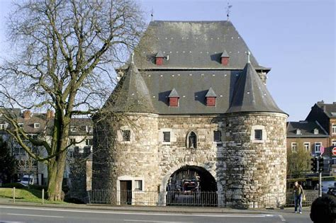 Haus Mieten Nähe Aachen by Ponttor Aachen In Aachen Ingenieurbau Architektur