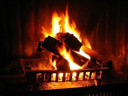 Burning Wood Fireplace Guide Fire Burn Logs