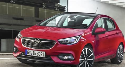 2019 Opel Corsa F To Get PSA Engines? | GM Authority