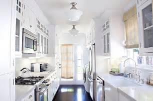 kitchen ideas for galley kitchens galley kitchen design ideas that excel