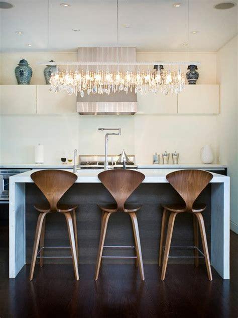 chaises de cuisine hautes les chaises hautes de bar pour votre intérieur moderne