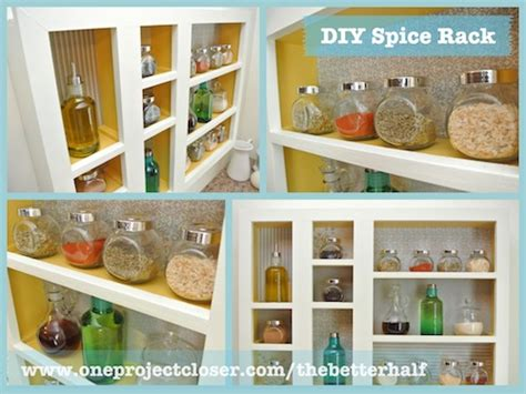 Custom Spice Rack by Custom Spice Rack With Decorative Paper Backing One