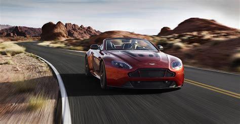 Fastest Aston Martin by Aston Martin V12 Vantage S Roadster Brand S