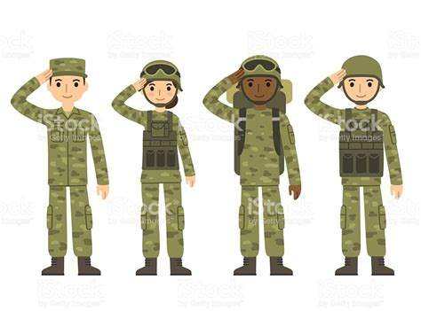 Army Clipart Clipart Army Soldier 101 Clip