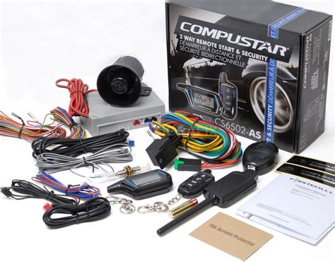 Compustar Cs6502-as 2-way Remote Car Starter & Alarm