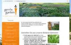 Garten Kaufen Stuttgart Stammheim by Gerris Garten Bio G 228 Rtnerei Naturkost Lieferservice