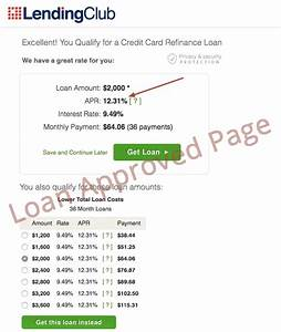 lending club review for borrowers is it legit With lending club pre approval letter