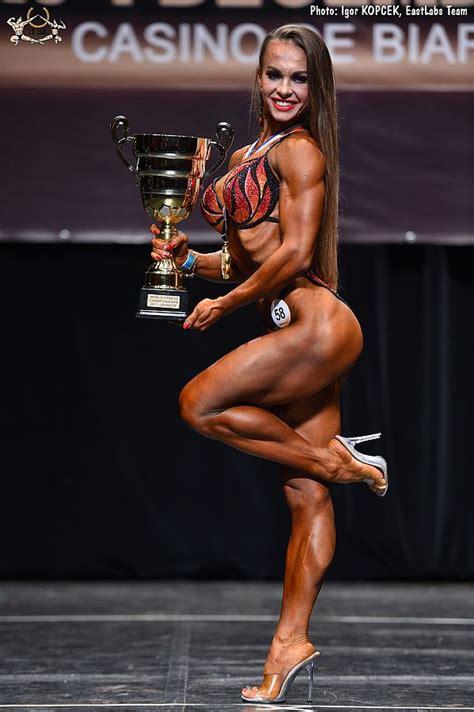 ifbb world fitness championships
