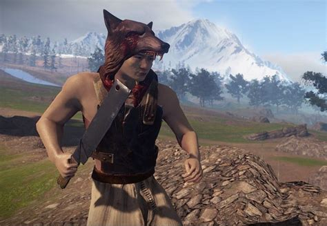 rust weapons melee game armor machete combinations player qtoptens weapon most