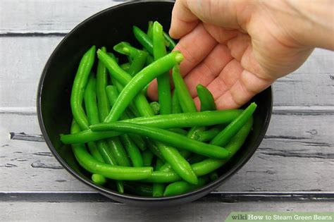 how does it take to steam green beans how to steam green beans with pictures wikihow