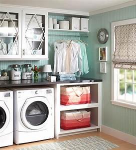 Waschkche Einrichten Gestalten Kreative Ideen Praktische
