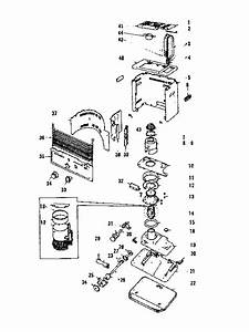 Kenmore 583402110 Space Heater Parts