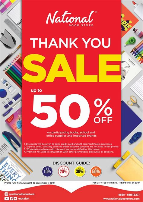 manila shopper national book store nationwide