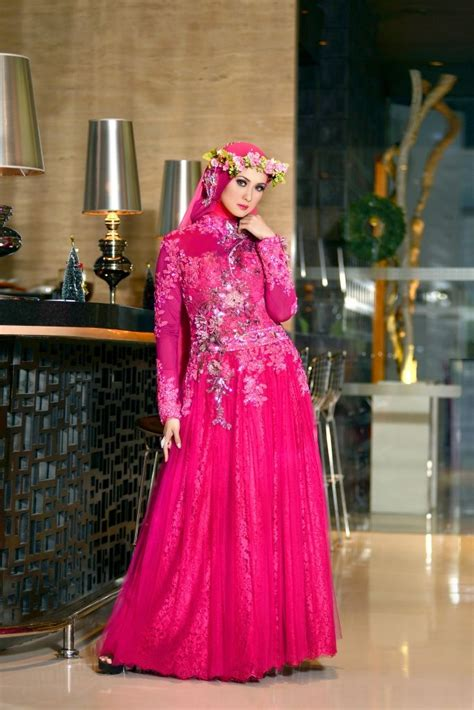 model kebaya gamis muslimah  tampil istimewa