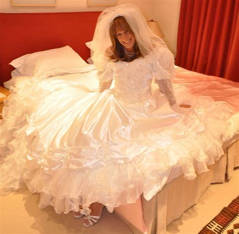 boys who to be sissy brides crossdressers girly and gowns